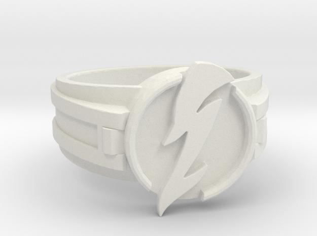 V3 Wavy Flash Ring Size 14 23.01mm