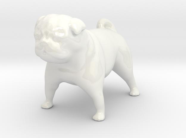 Mopsfigur / Pug
