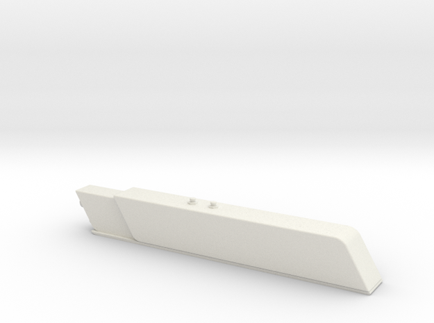 ROTJ SE / ANH SE Flamethrower in White Natural Versatile Plastic