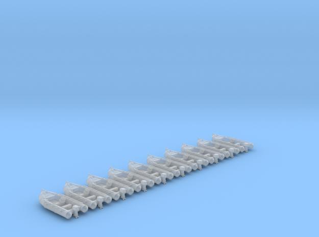 Zodiac 01. 1:350 Scale in Smooth Fine Detail Plastic