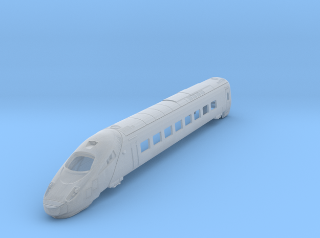 ETR610  Carriage 1 Bodyshell Z, N and TT