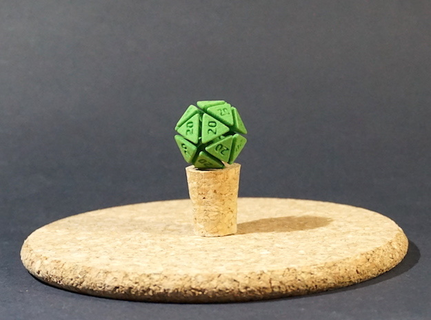 The D20 of Evil