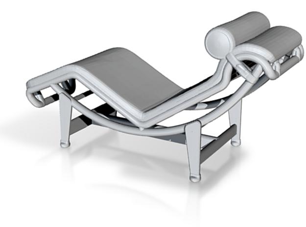 "Mies-Van-Chaise-Chair - 1/2"" Model 3d printed"