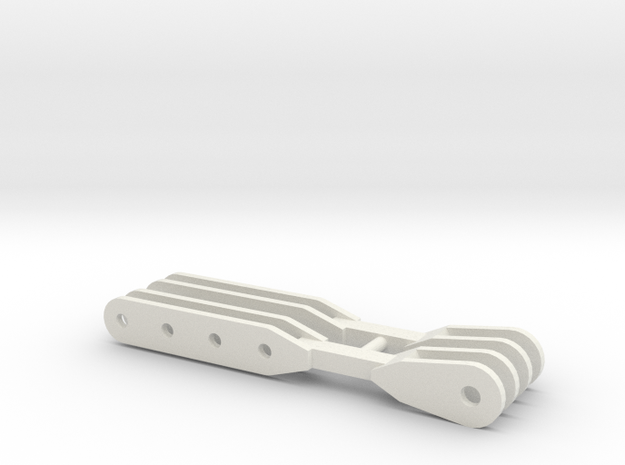 Cc8800 Pennant Tray in White Strong & Flexible