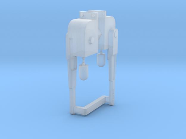 2 X EMD Handbrake  in Smooth Fine Detail Plastic: 1:64 - S