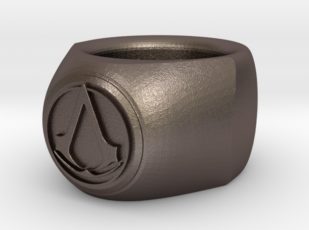 Assasin Ring in Stainless Steel