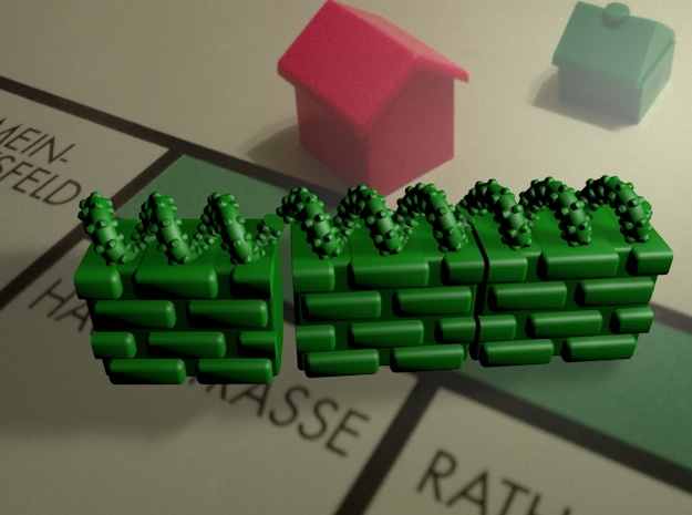 T.R.U.M.P. Wall for Monopoly