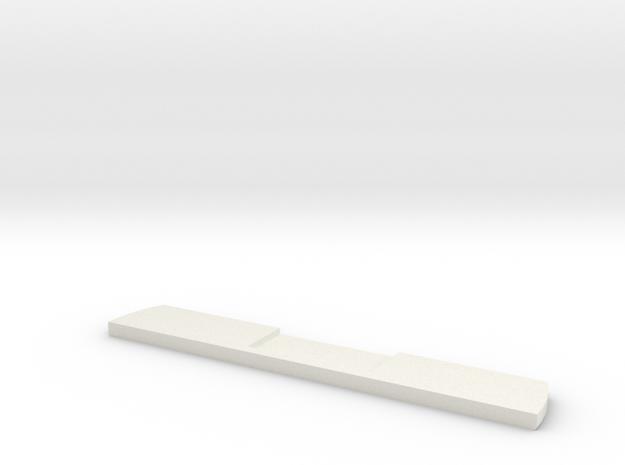 Renfort Lola VDS II MiniZ in White Natural Versatile Plastic