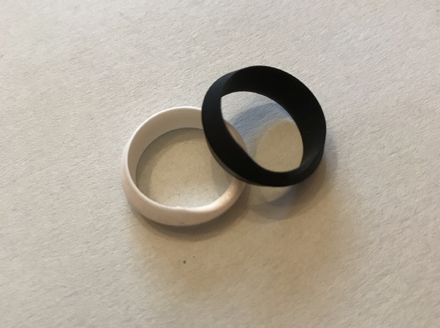 REST RING in Stainless Steel: 6.5 / 52.75