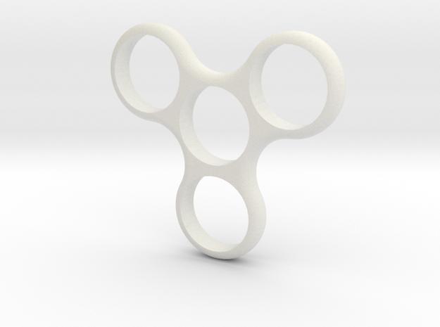Triweighted Fidget Spinner