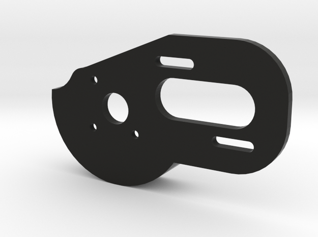 TLR 3 Gear Laydown Motor Plate V2 (with Spur Guard