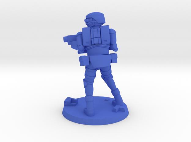 36mm Light Trooper 2 in Blue Processed Versatile Plastic
