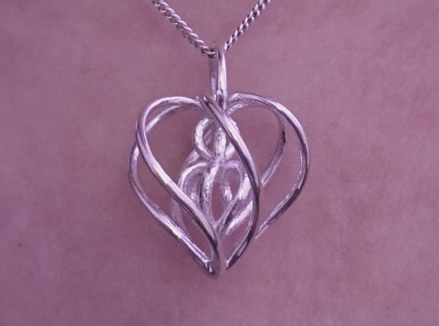 My Heart is Yours Pendant
