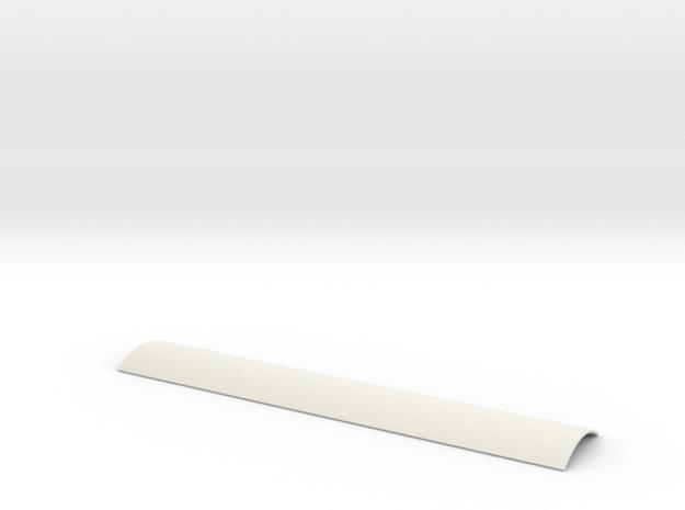 N-76-nissen-hut-panels-16-x9 in White Natural Versatile Plastic