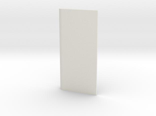 Ruder Springer Tug in White Strong & Flexible