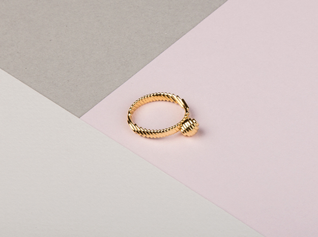 archetype - pearl ring