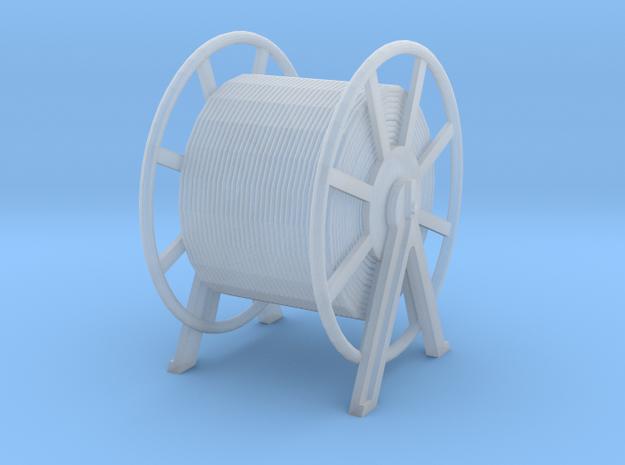 1/96 DKM Hauser Rope Barrels in Smooth Fine Detail Plastic