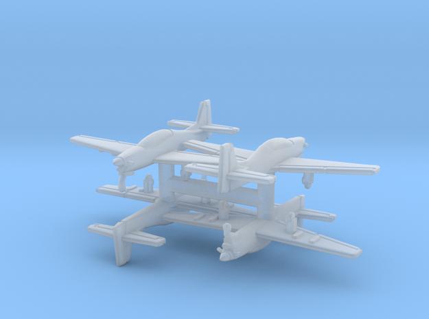1/700 EMB 312 w/Gear x4 (FUD) in Smooth Fine Detail Plastic