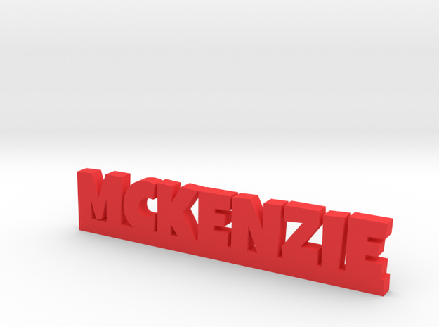 MCKENZIE Lucky in Red Strong & Flexible Polished