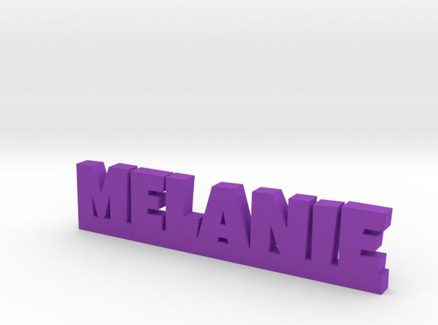 MELANIE Lucky in Purple Processed Versatile Plastic