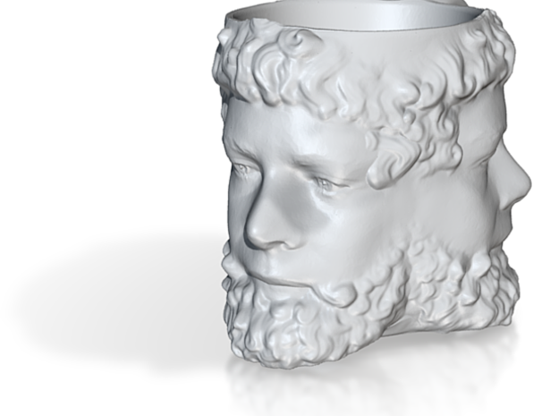 Greek Cup+fixed 3d printed