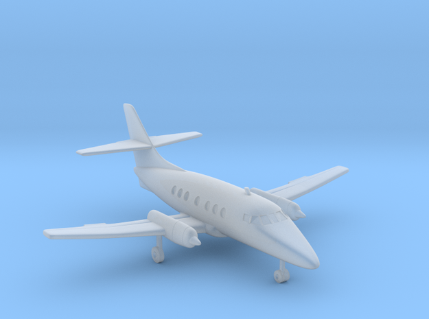1/500 Jetstream 31 in Frosted Ultra Detail: 1:500