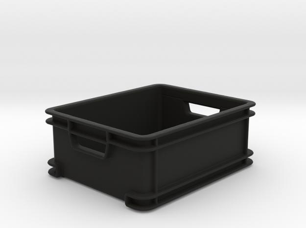 Box Type 9 - 1/10 in Black Natural Versatile Plastic