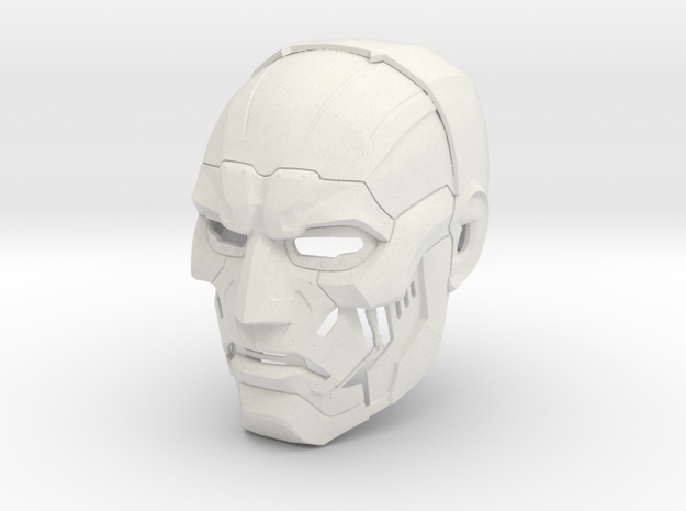 Dr Doom helmet Fantastic Four: Rise of the Silver