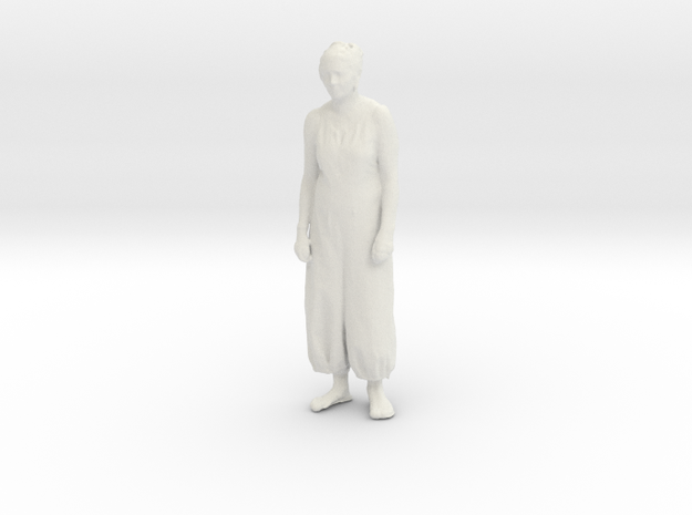 Printle C Femme 094 - 1/56 - wob in White Strong & Flexible