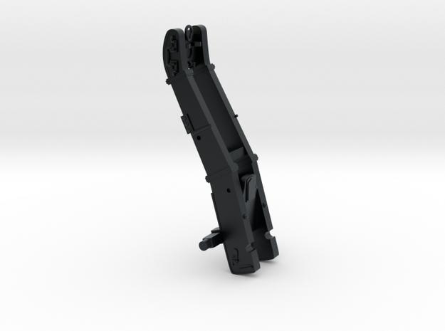 Bavarian Manson 6pdr Gun carriage in Black Hi-Def Acrylate
