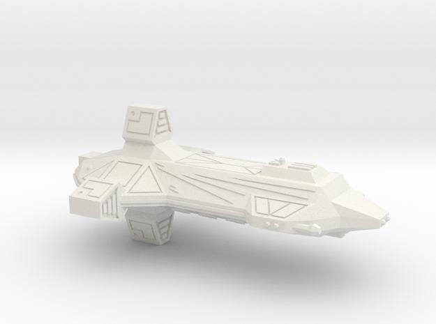Barachan Corsair in White Strong & Flexible