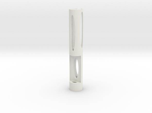 SAM T1 in White Natural Versatile Plastic