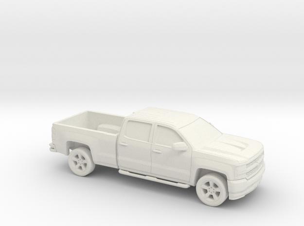 1/87 2016/17 Chevrolet Silverado Long Bed