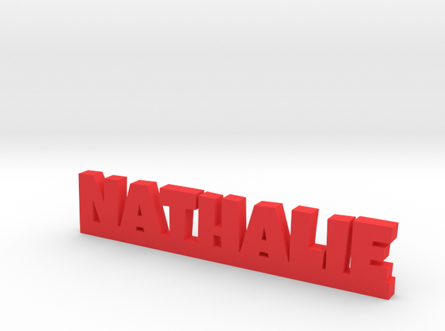 NATHALIE Lucky in Red Strong & Flexible Polished