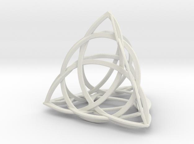 Celtic Knot Tetrahedron