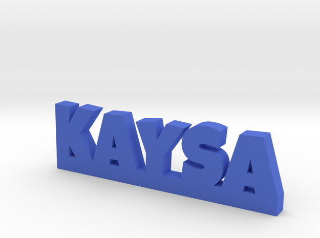 KAYSA Lucky in Blue Processed Versatile Plastic