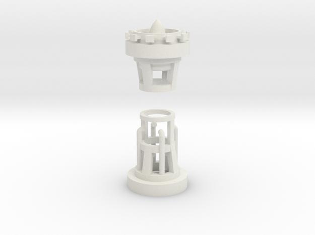 Crystal chamber Saber Plug