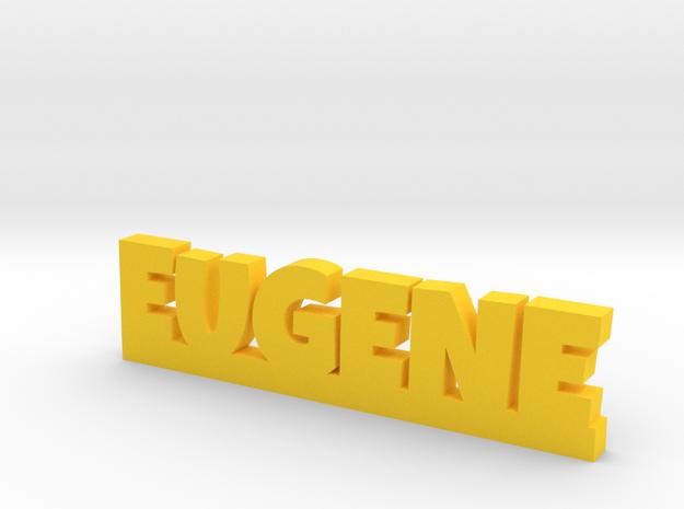 EUGENE Lucky in Yellow Processed Versatile Plastic