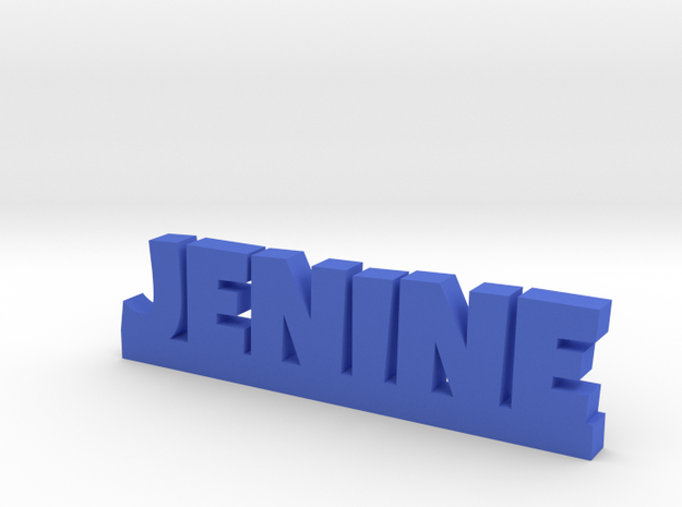 JENINE Lucky in Blue Processed Versatile Plastic