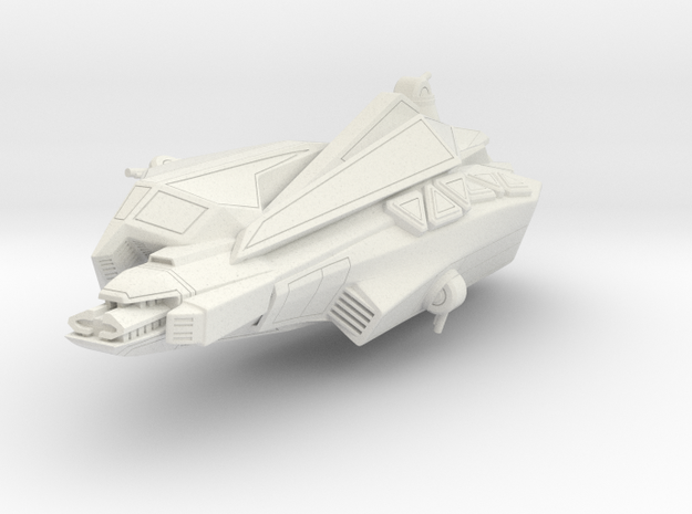 1:700 - Anubis: Stealth Ship_150mm [The Expanse]