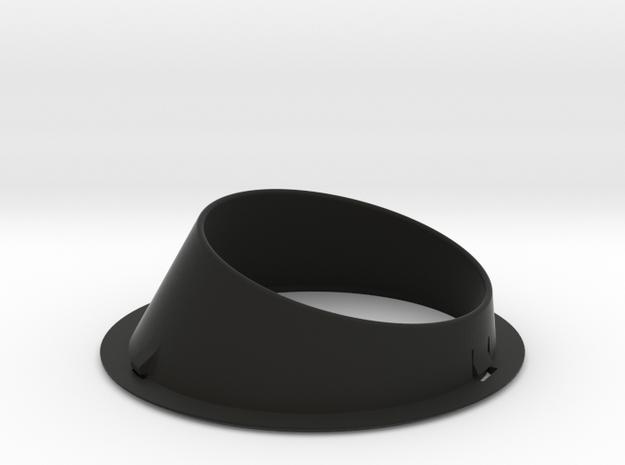 THERMADOR Model #PH48HQS Range Hood BEZEL, LAMP P in Black Strong & Flexible