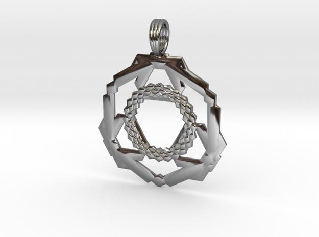 CHAKRA SPAWN in Premium Silver