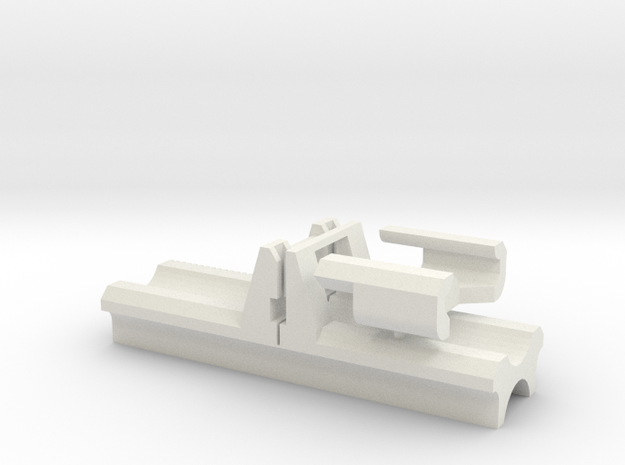 The HopMitre - R-hop Length Cutting Jig in White Strong & Flexible