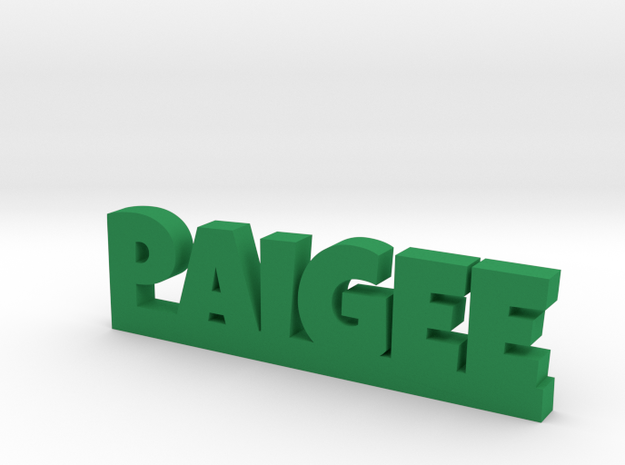 PAIGEE Lucky in Green Processed Versatile Plastic