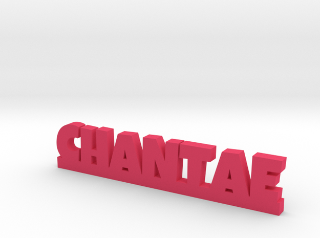 CHANTAE Lucky in Pink Processed Versatile Plastic