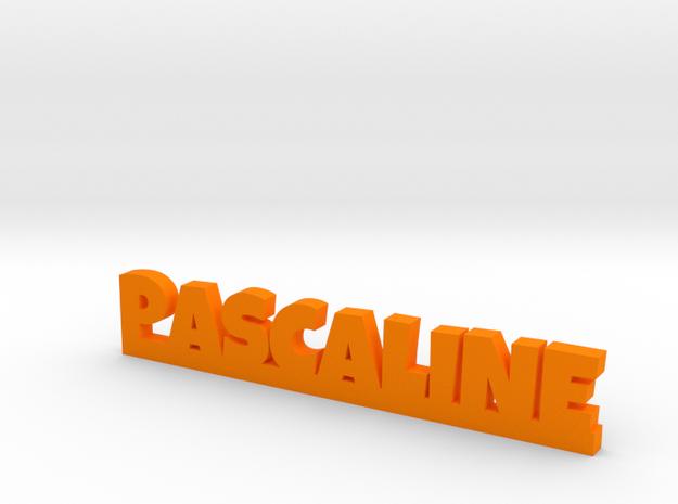 PASCALINE Lucky in Orange Processed Versatile Plastic