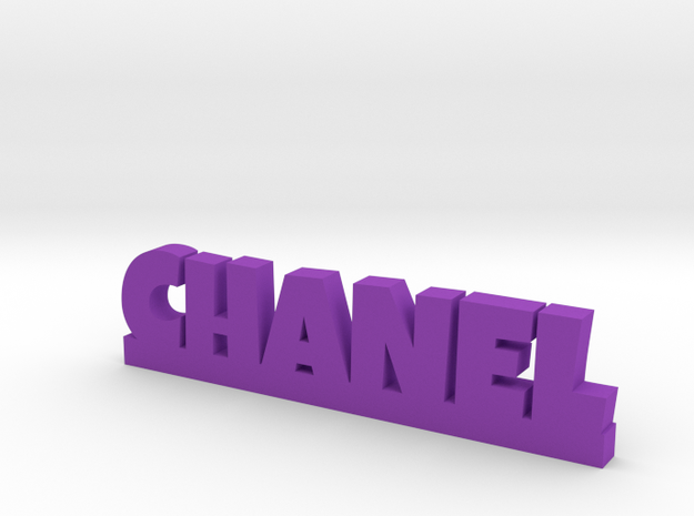 CHANEL Lucky in Purple Processed Versatile Plastic
