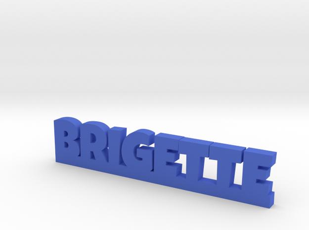 BRIGETTE Lucky in Blue Processed Versatile Plastic