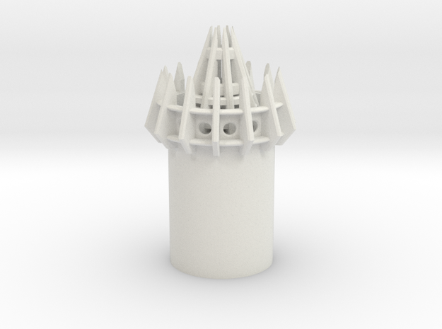 Sith Spire Plug in White Strong & Flexible