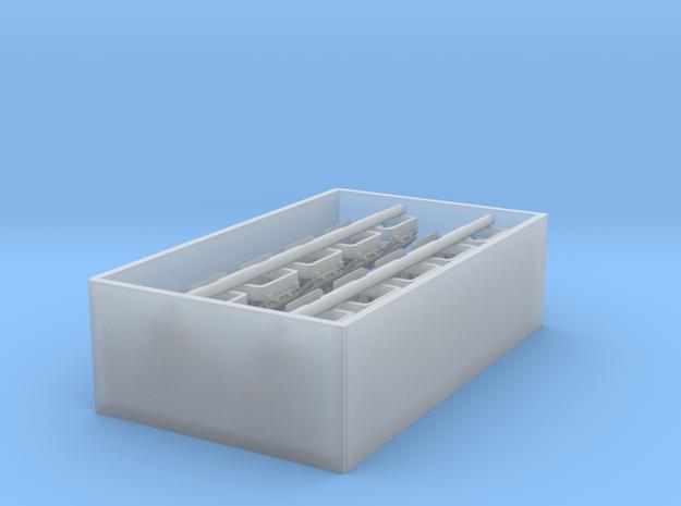 1/96 DKM Deck Skylight Set x10